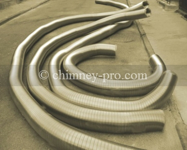 Chimney Liners-MEA Approved-UL Listed